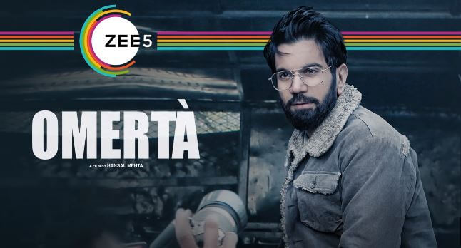 The movie that describes deadliest terror — Omerta: Watch it on ZEE5!