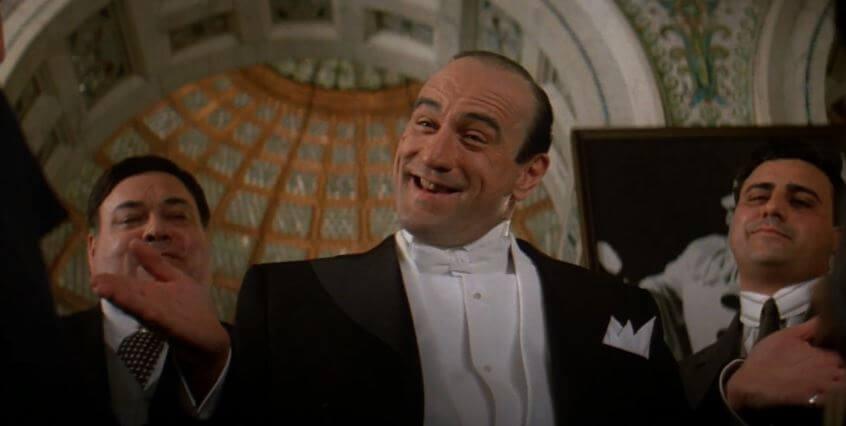 Robert De Niro as Al Pacino
