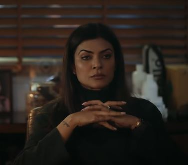 Sushmita Sen in and as Aarya 2020 Hindi Web Series on DisneyPlus Hotstar
