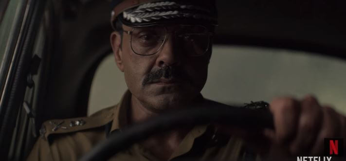 Bobby Deol in the lead role in Class of 83 - A Netflix Original Movie