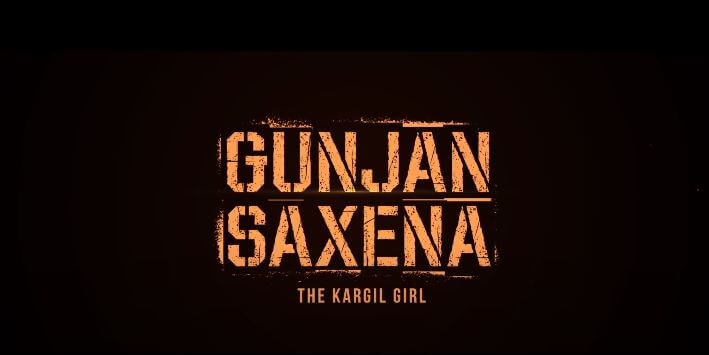 Gunjan Saxena The Kargil Girl 2020 Netflix Original Movie