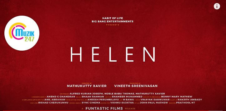 Helen 2019 Malayalam Movie Review