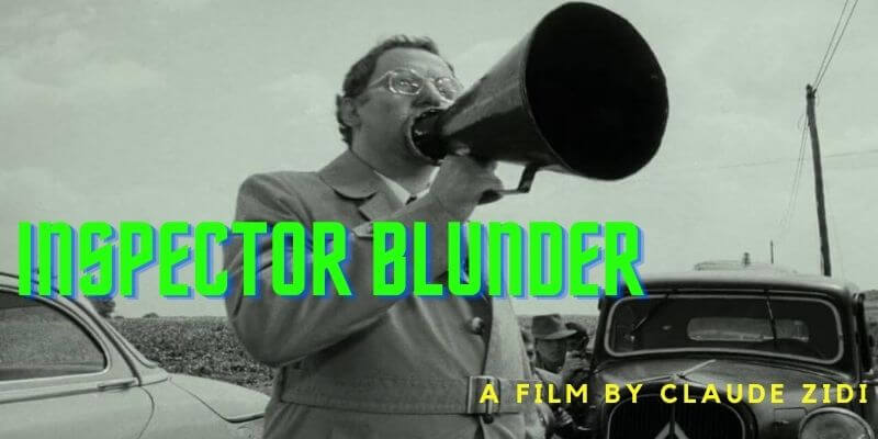Inspector Blunder 1980 French Movie Review