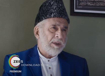 National Award winner Naseeruddin Shah in a Crucial Role