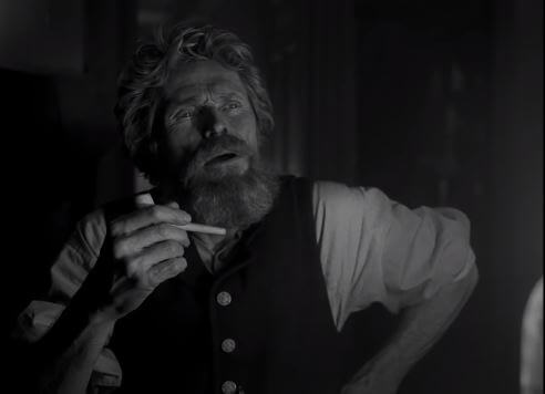 Willem Dafoe has given perhaps his best performance in Lighthouse Movie