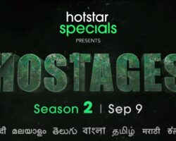 Hostages Season 2 - Disney Plus Hotstar