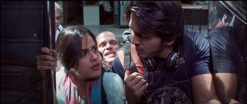 Lalit Prabhakar & Neha Mahajan's Quirky Chemistry is Worth Watching in Tujha Tu Majha Mi Movie