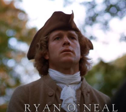 Ryan O'Neal In And As Barry Lyndon 1975 Movie