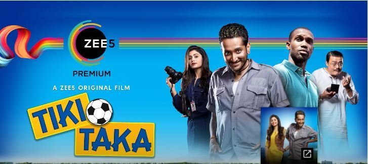 Tiki Taka – 2020 ZEE5 Movie Review