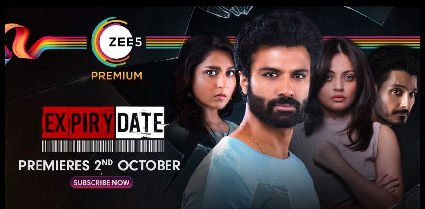 Expiry Date ZEE5 Review – An Intriguing Tale of Twists & Turns