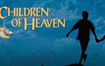 Children of Heaven 1997 Iranian Movie Poster