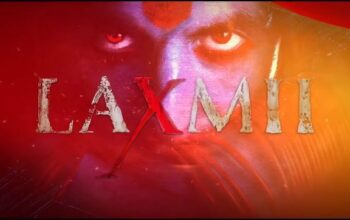 Laxmii 2020 Hindi Movie Poster