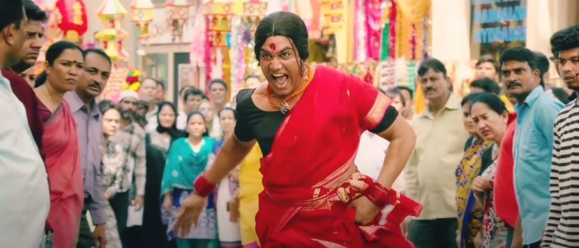 Sharad Kelkar Steals Away The Show in Laxmii 2020 Movie