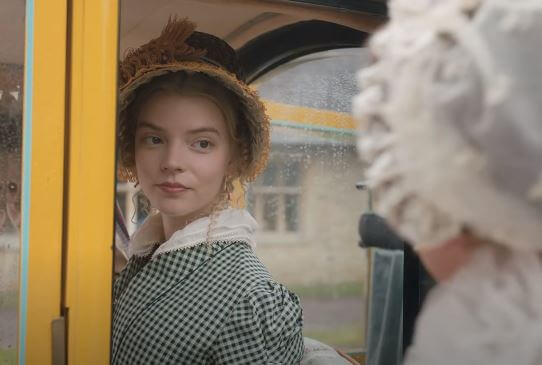 Anya Taylor-Joy As Emma Woodhouse In Emma 2020 Movie Is Commendable