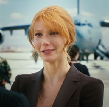 Gwyneth Paltrow as Pepper Potts in Iron Man - 1