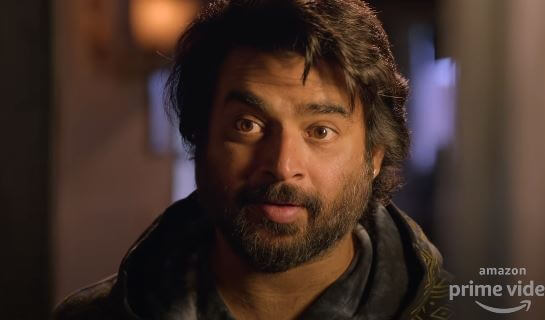 R. Madhavan weaves his magic quite well in Maara 2021 Movie