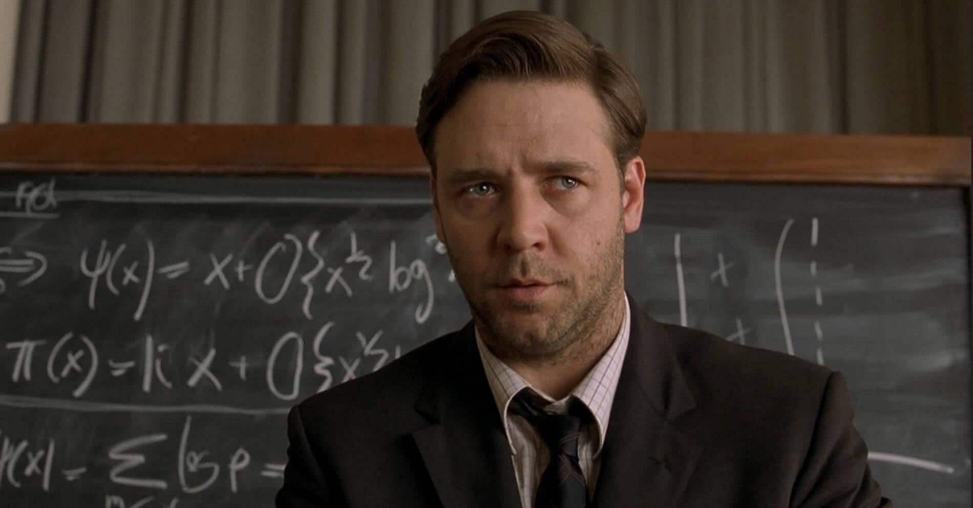 A Beautiful Mind - A 2001 American Biographical Drama Movie