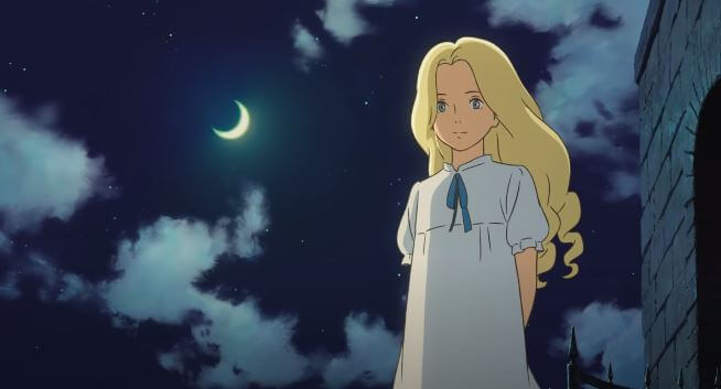 A Scene From The Movie When Marnie Was There