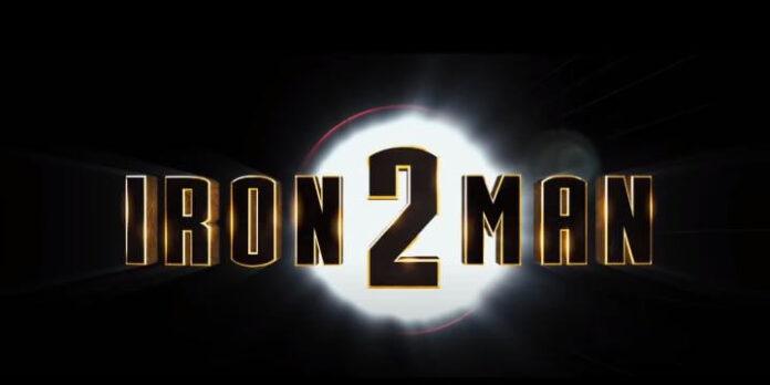 Iron Man - 2 - Movie Poster