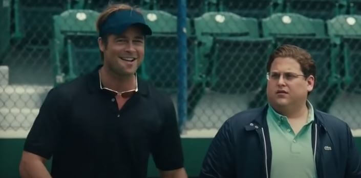 Moneyball - A 2011 American Biographical Sports Drama Movie