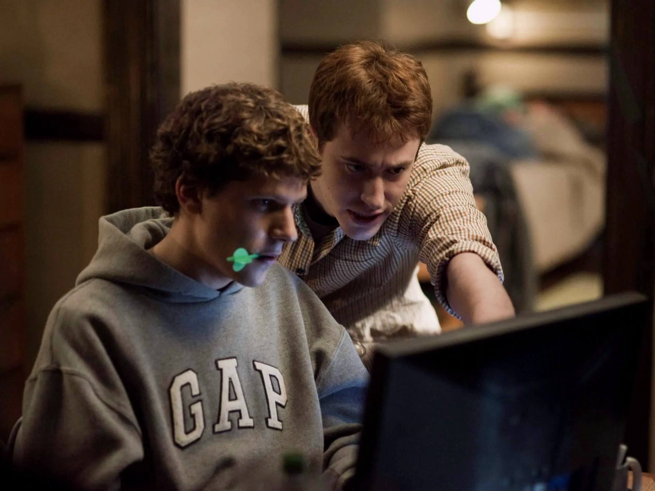The Social Network - A 2010 American Biographical Drama Movie