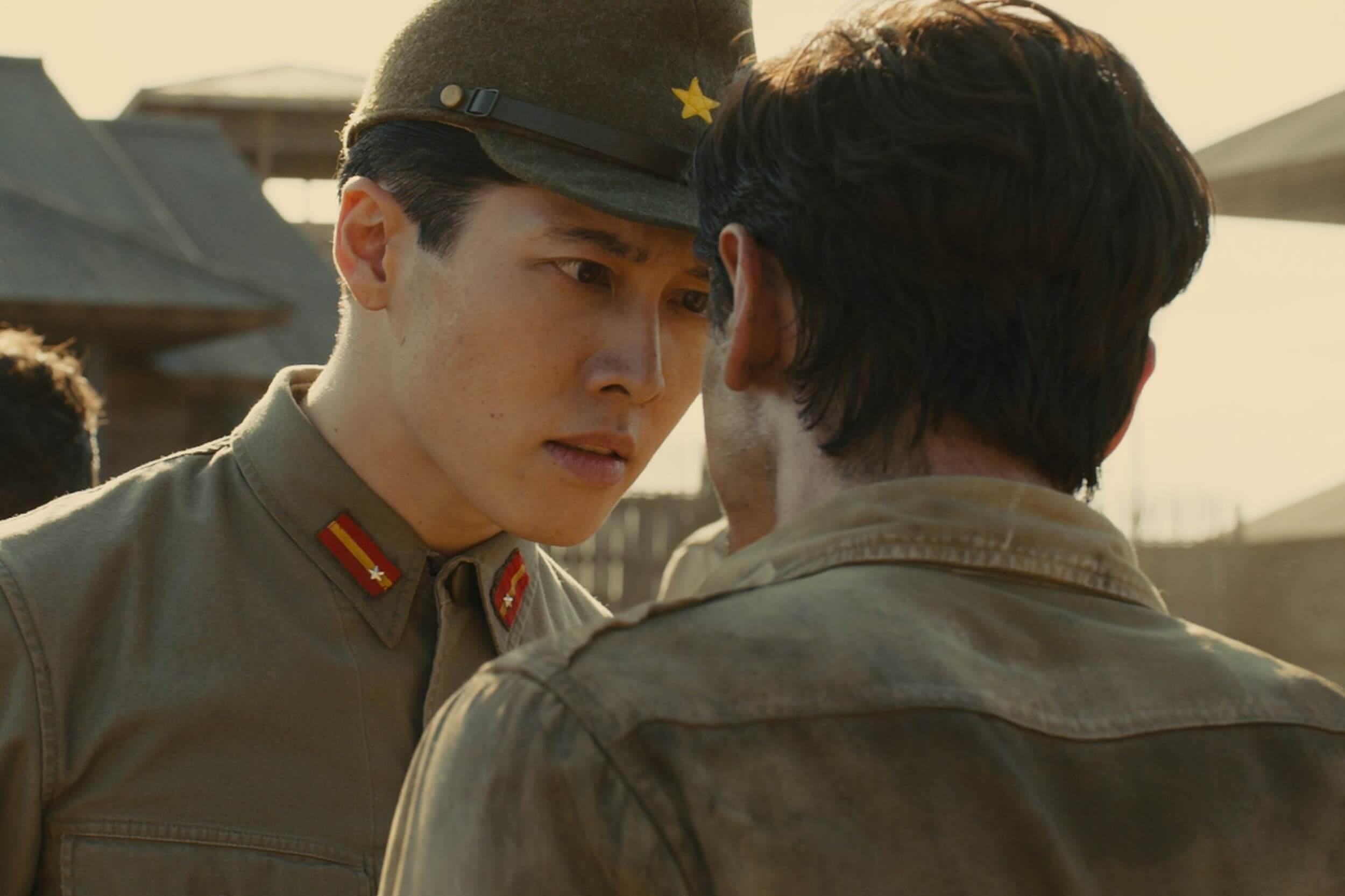 Unbroken - 2014 American War Movie