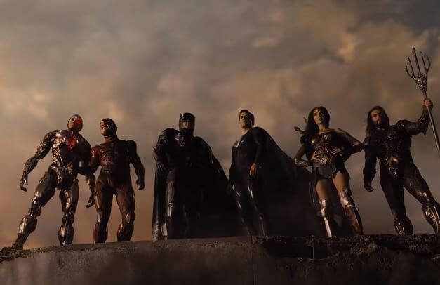 DC's Best Superheroes In A Single Frame