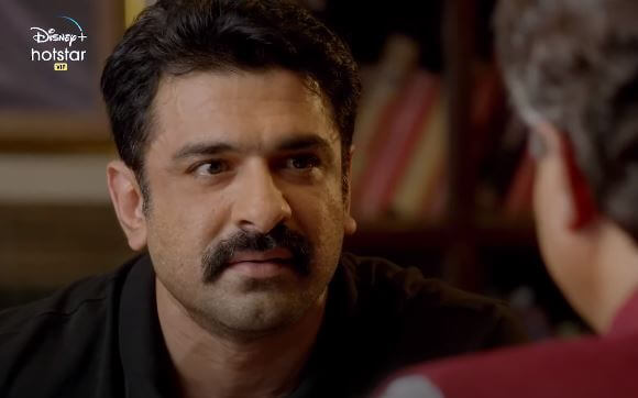 Eijaz Khan as Wasim Khan Wins The Heart With His Pyrotechnics in This Web Series
