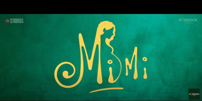 Mimi 2021 Hindi Movie