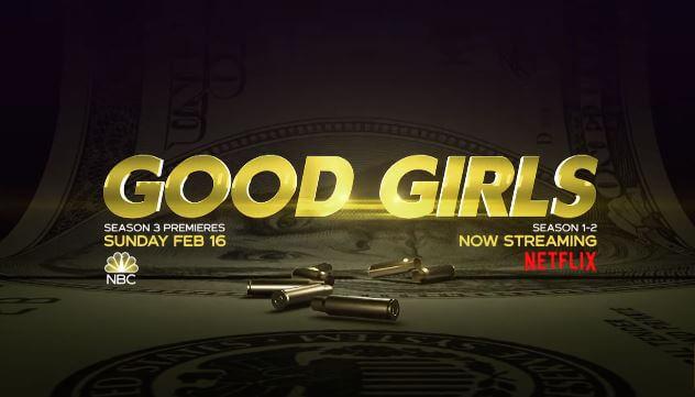 Good Girls Poster Netflix