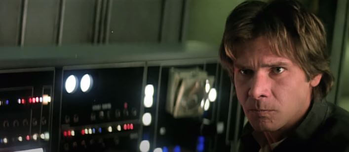 Harrison Ford As Han Solo Went Out To Create History In Hollywood